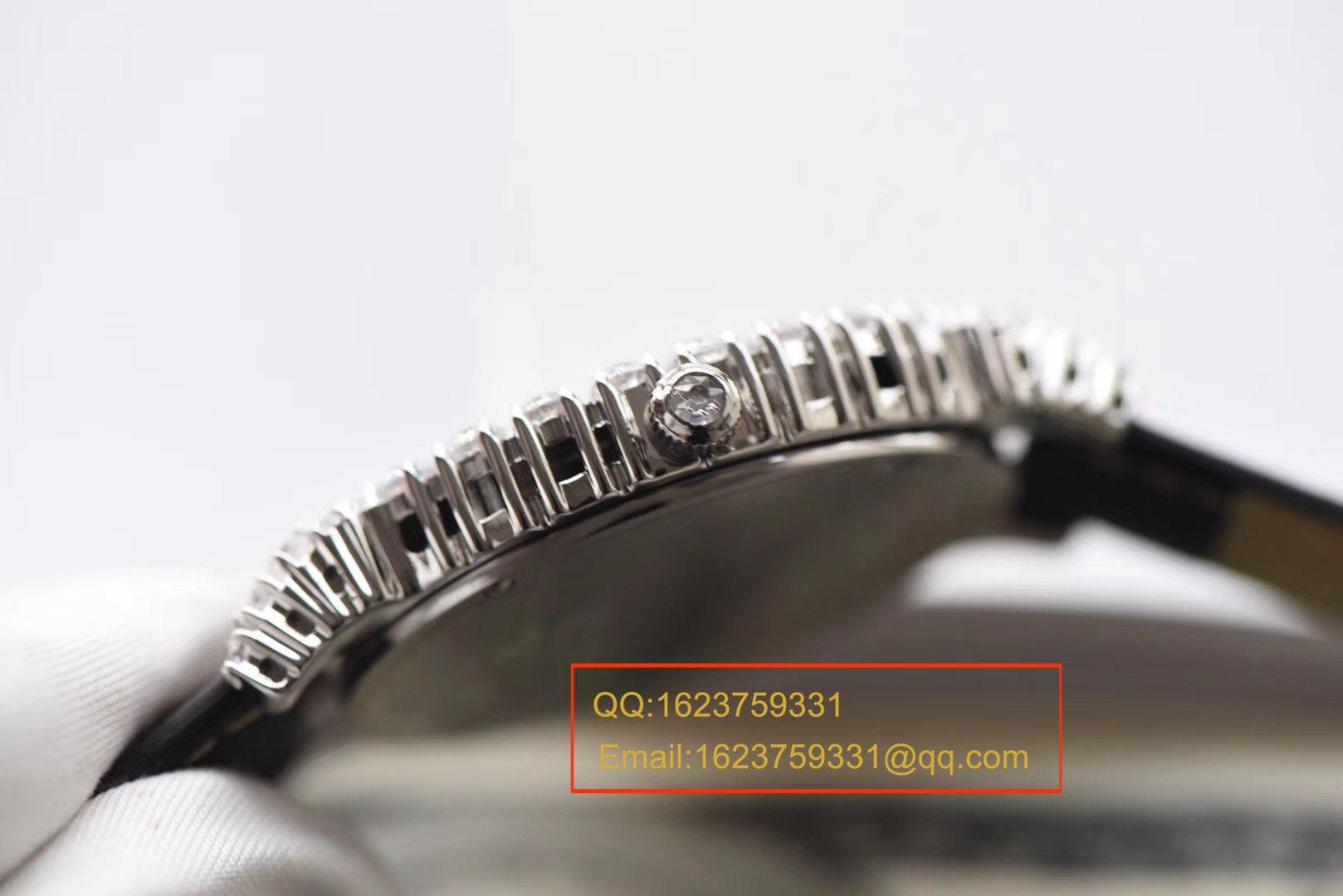 Chopard顶级萧邦鸟巢女士腕表- 奢华手工镶石~一比一复刻品质气质鹅蛋表型
