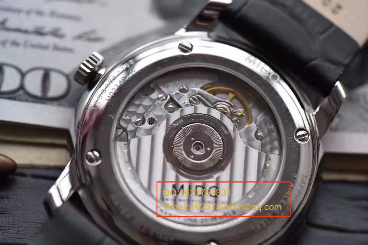 【FK厂一比一超A高仿手表】美度贝伦赛丽系列M027.407.16.010.00腕表 / MD01