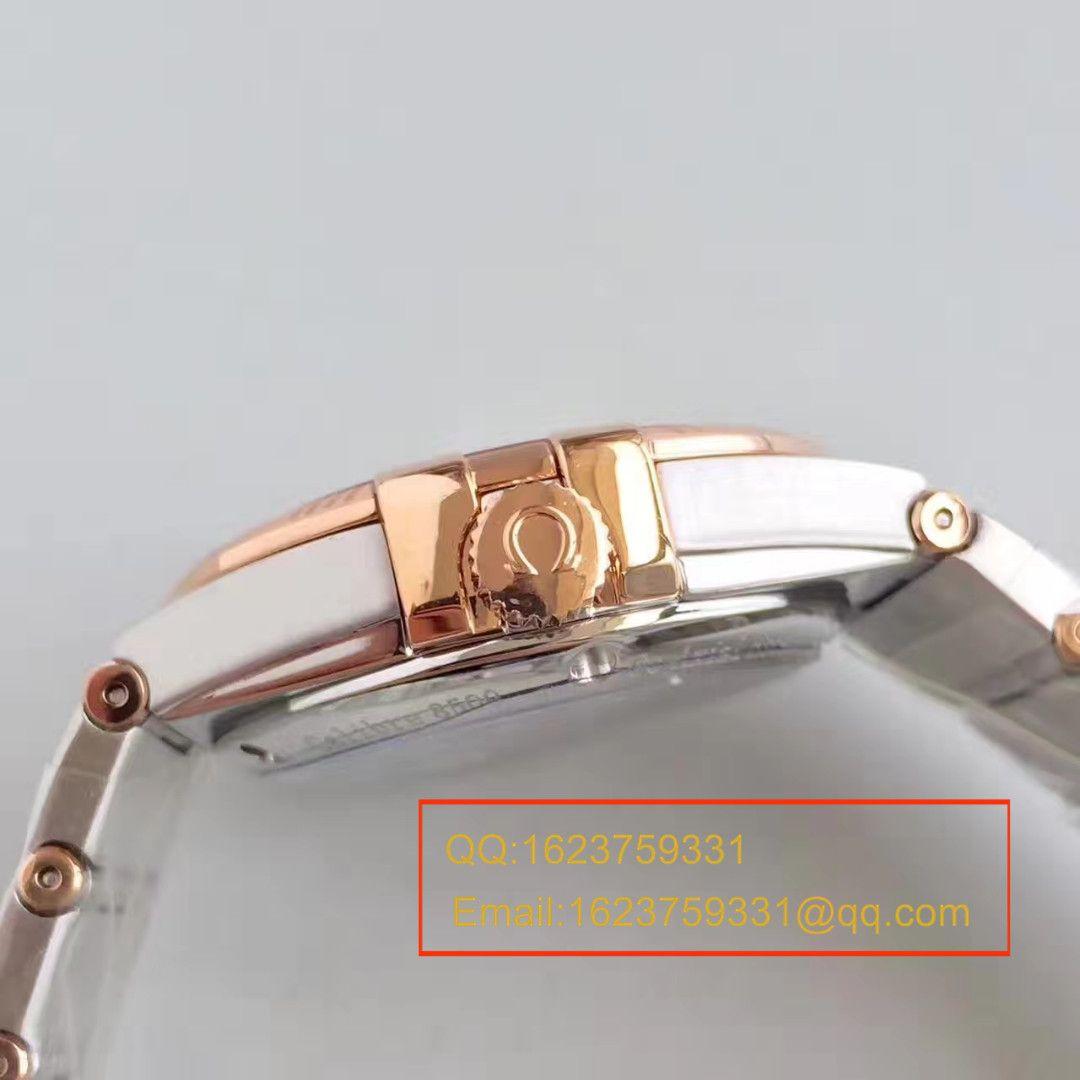 【SSS一比一精仿手表】欧米茄双鹰星座系列123.20.38.21.58.001腕表 / M263