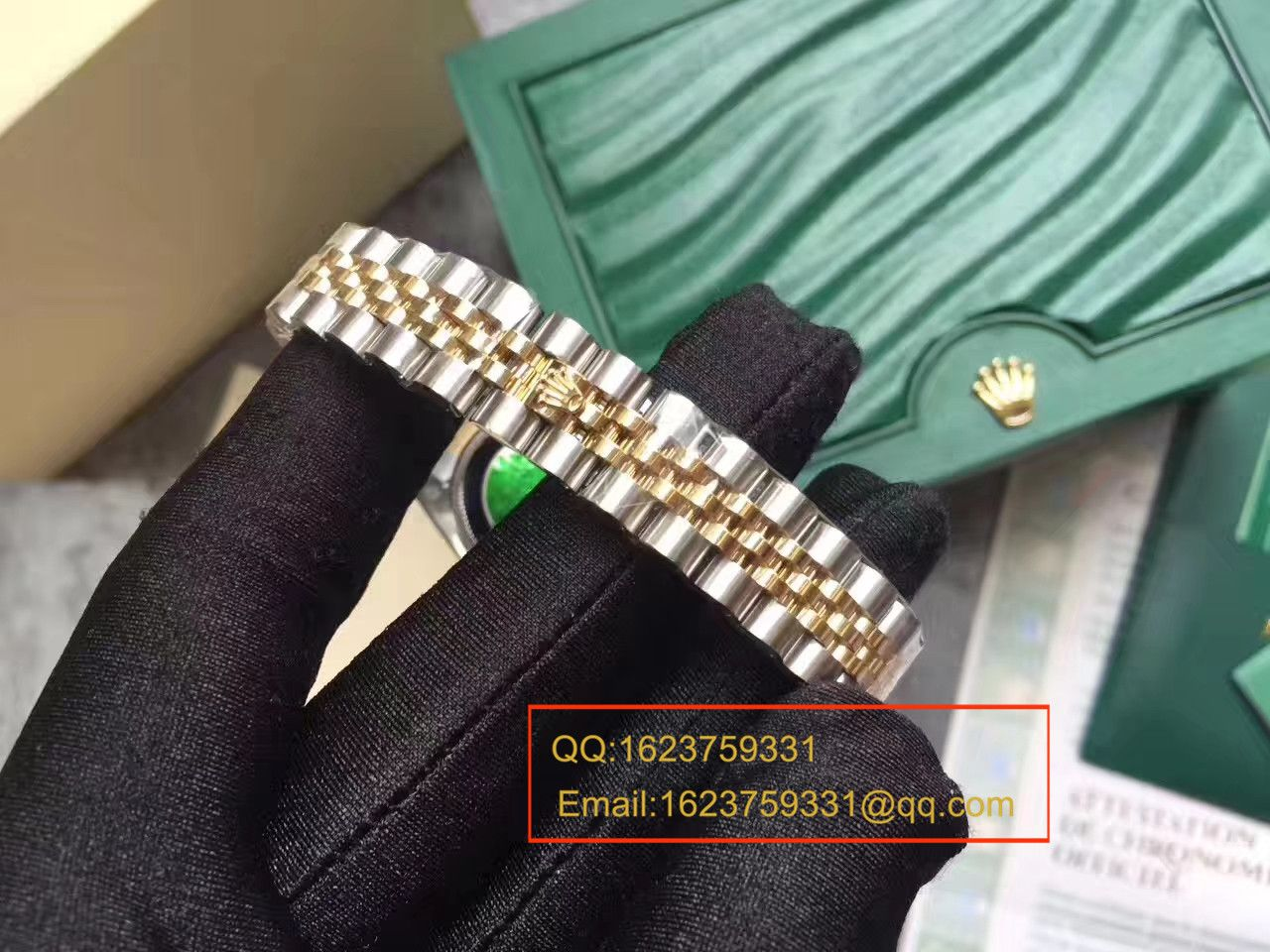 【SY一比一超A高仿手表】劳力士女装日志型系列白色镶钻表盘女士腕表 / R151