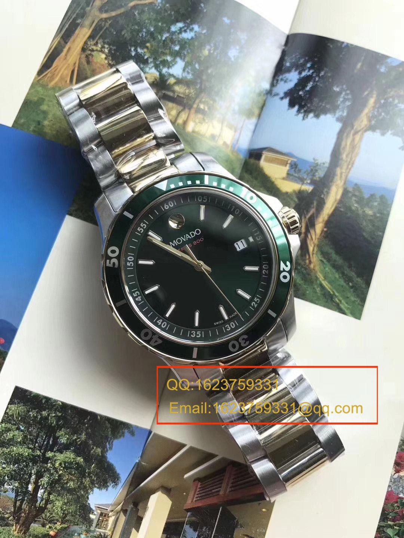 【海淘正品】摩凡陀新款SERIES 800潜水表 男装石英腕表 / MD02