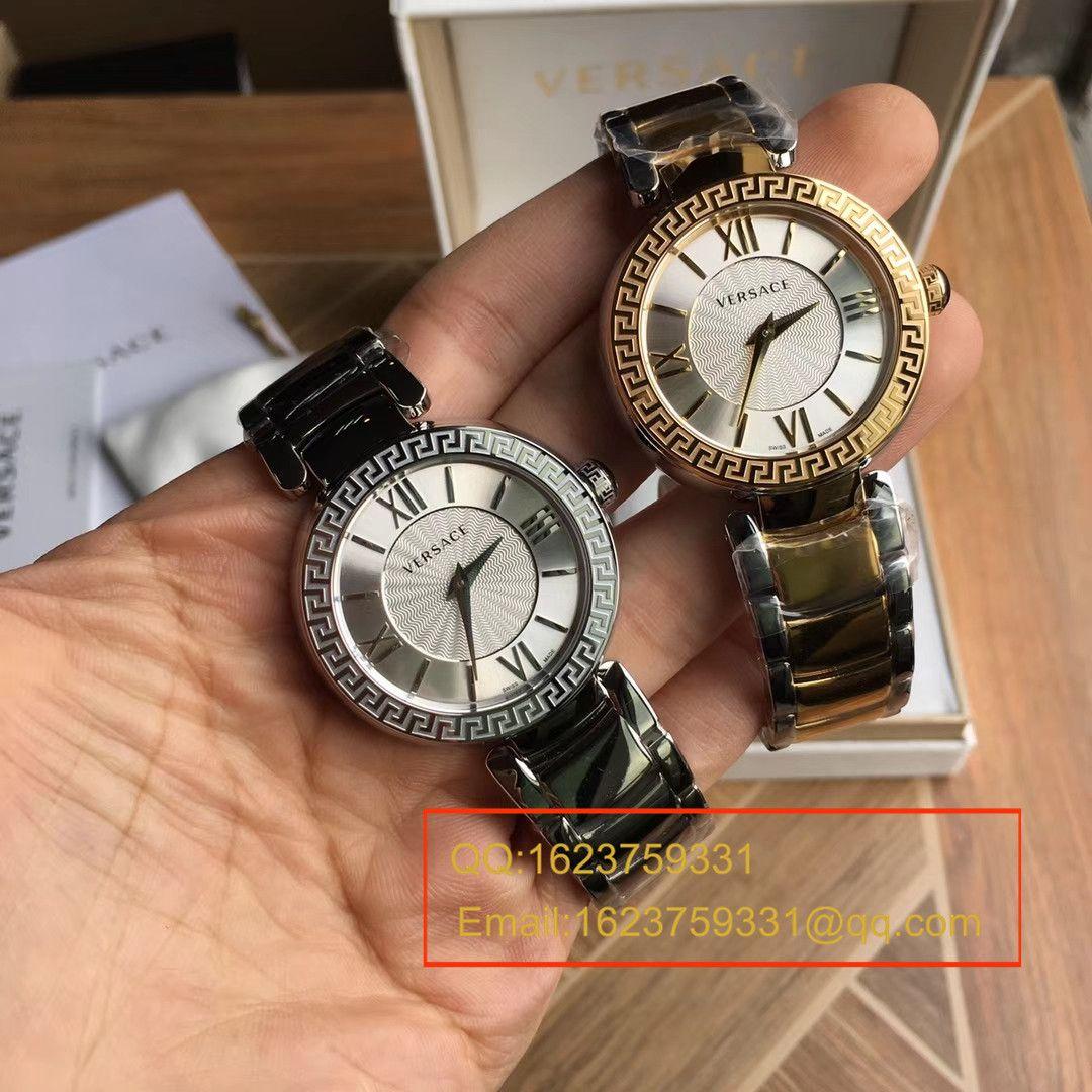 【香港原单 支持专柜验货】New!Original Versace,范思哲VNC系列石英女表 / Ver03