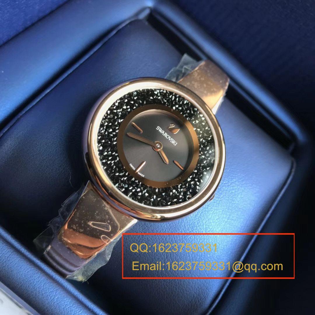 【香港原单 支持专柜验货】爆款有货,Original Versace,范思哲VAS系列石英女表