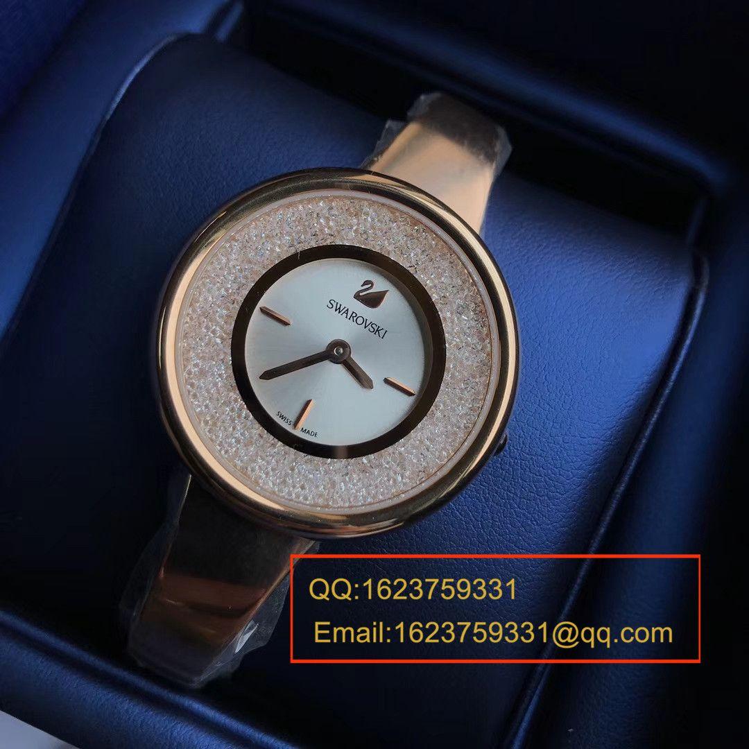 【香港原单 支持专柜验货】爆款有货,Original Versace,范思哲VAS系列石英女表 / VER04