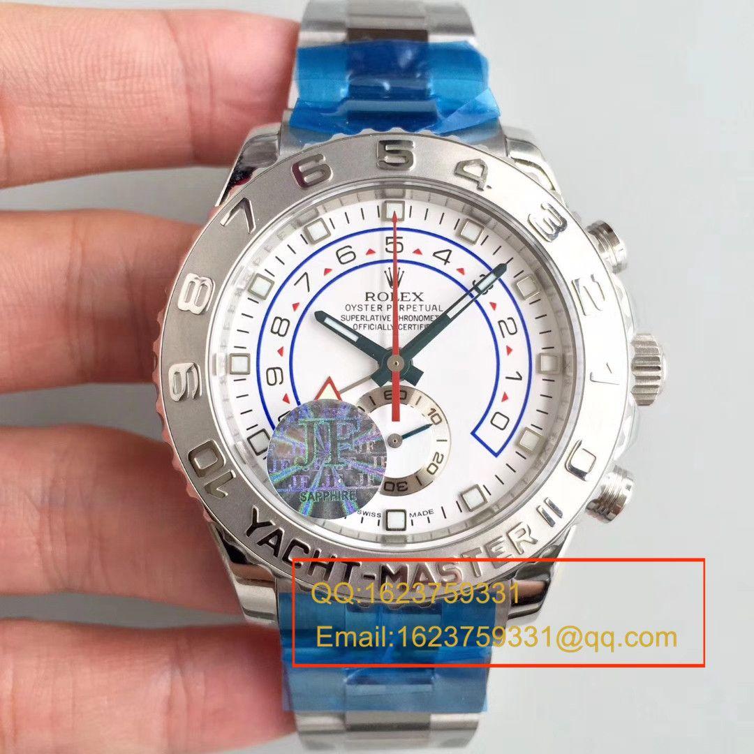 【JF厂1:1超A高仿手表】劳力士游艇名仕型系列116680腕表