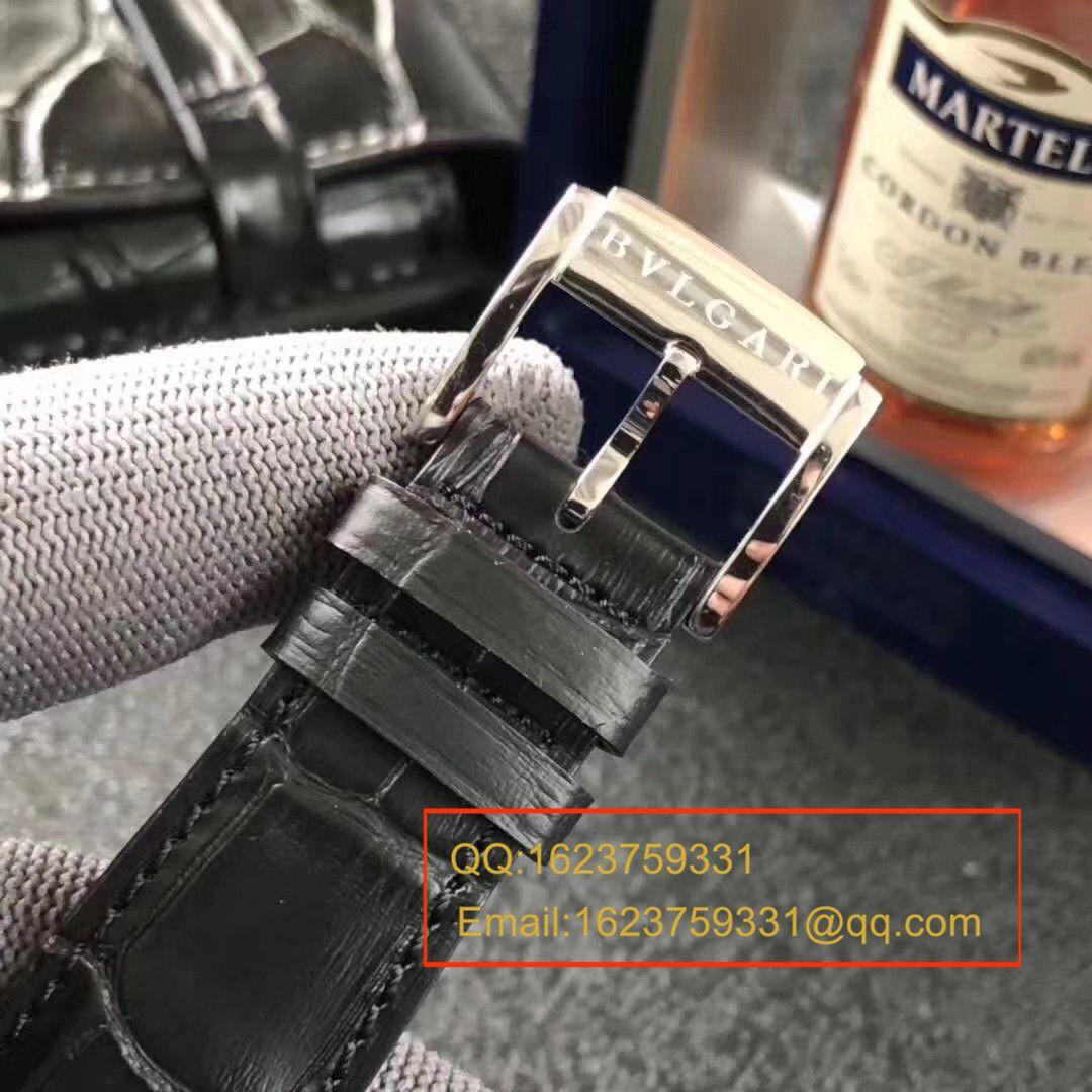 【UF一比一超A精仿手表】宝格丽OCTO系列101964 BGO41BSLD腕表 / BGAI002