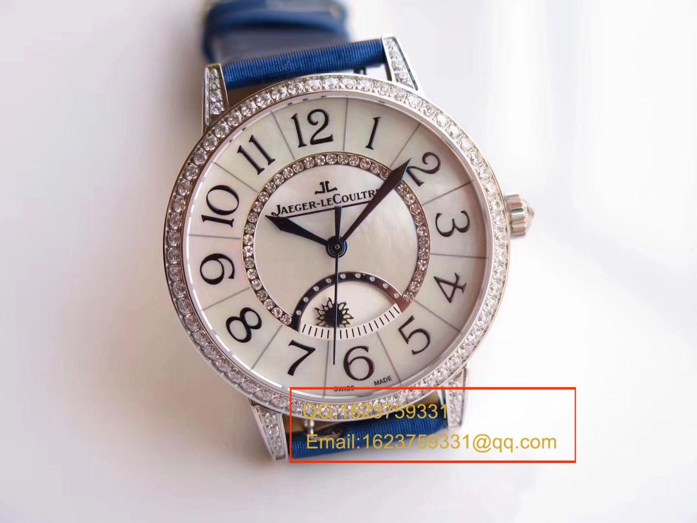 【TF一比一超A高仿手表】积家约会系列 Rendez-Vous Classic 3432490、3433490女士腕表 / JJ082