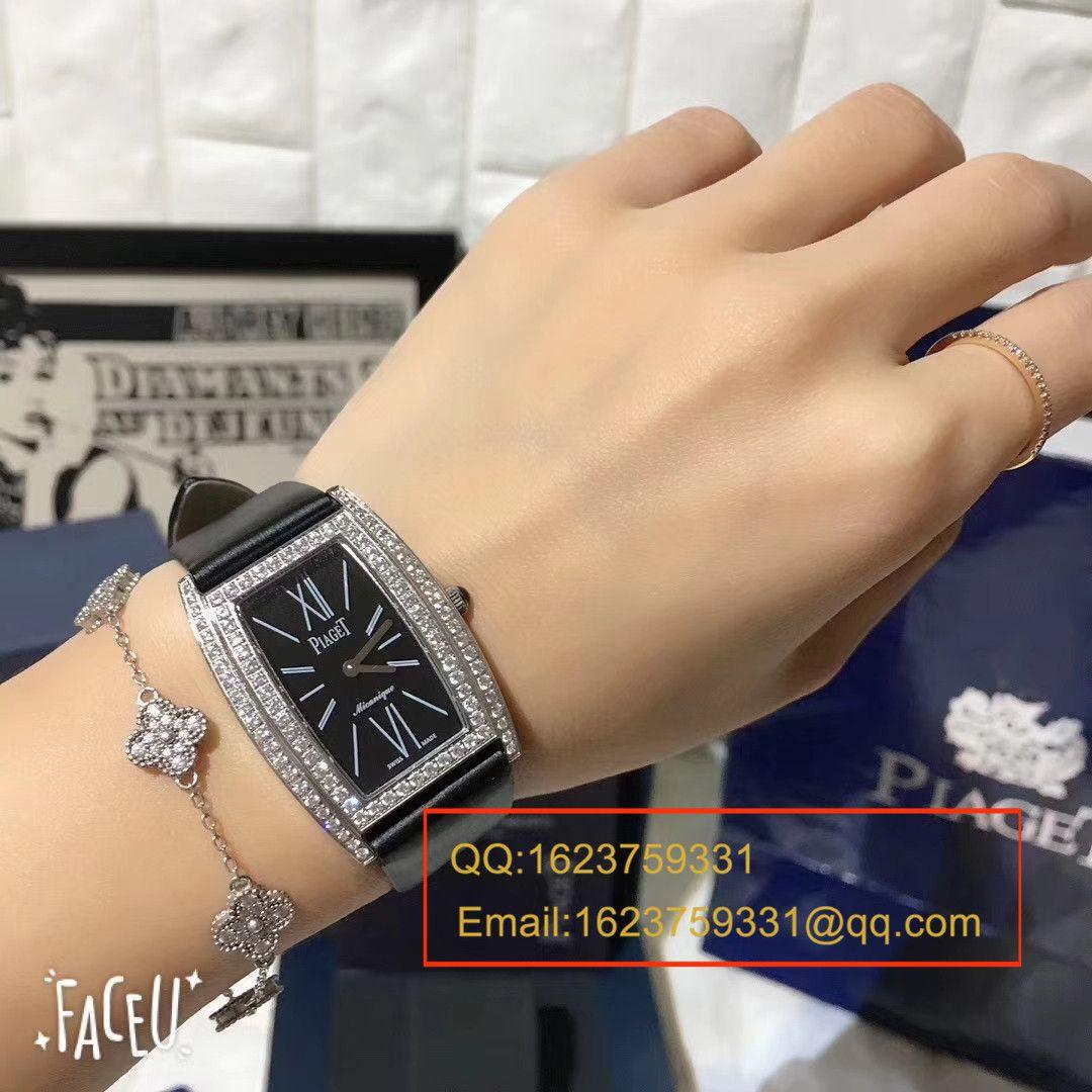 【台湾厂一比一超A高仿手表】伯爵LIMELIGHT酒桶形系列 G0A39093女士腕表