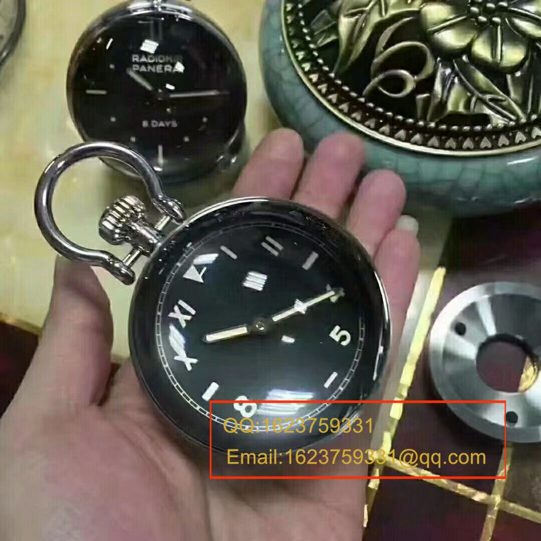 """沛纳海 Panerai """"办公室毒物"""" TABLE CLOCK PAM00581  / PA092"""