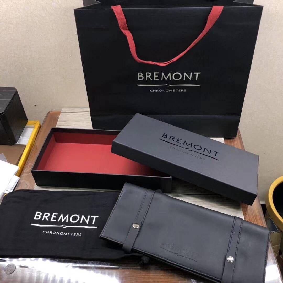 【正品原单】Bremont宝名 专柜近4万在售,全套包装保真一手价出!  / 宝名01