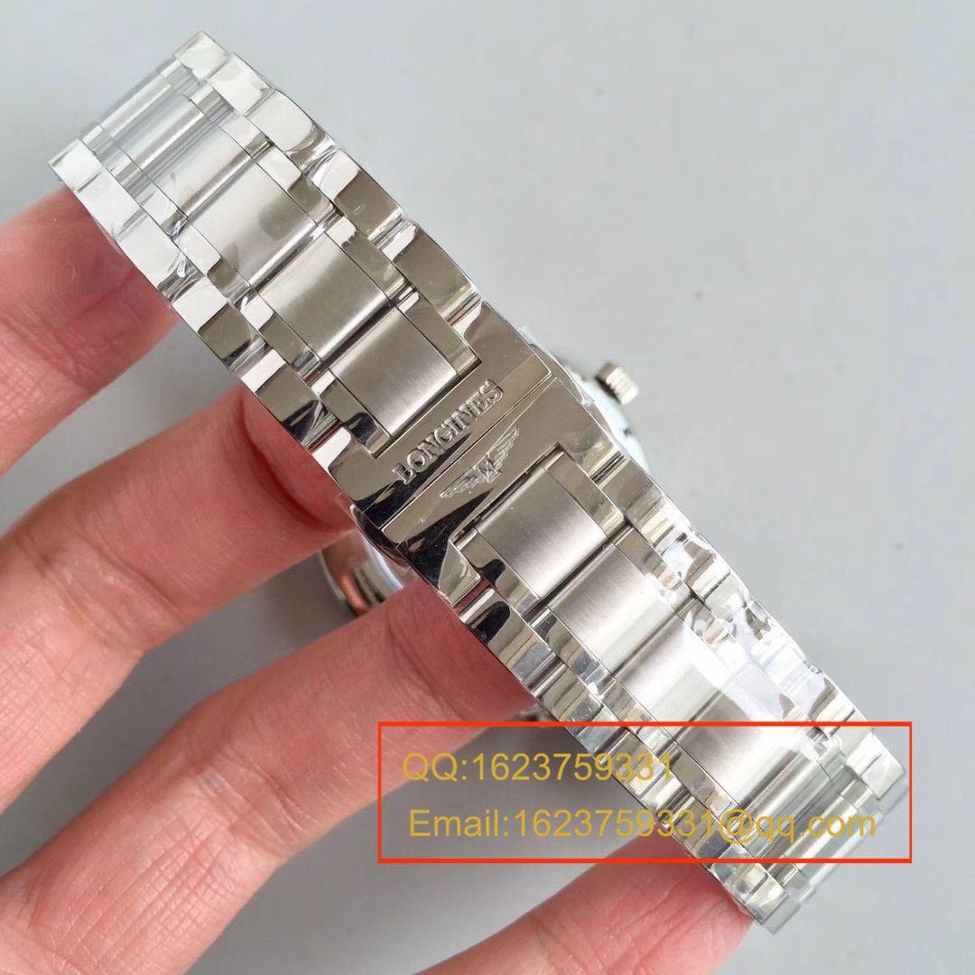 【MK一比一超A高仿手表】浪琴MASTER COLLECTION名匠系列 L2.628.4.97.6腕表 / L098