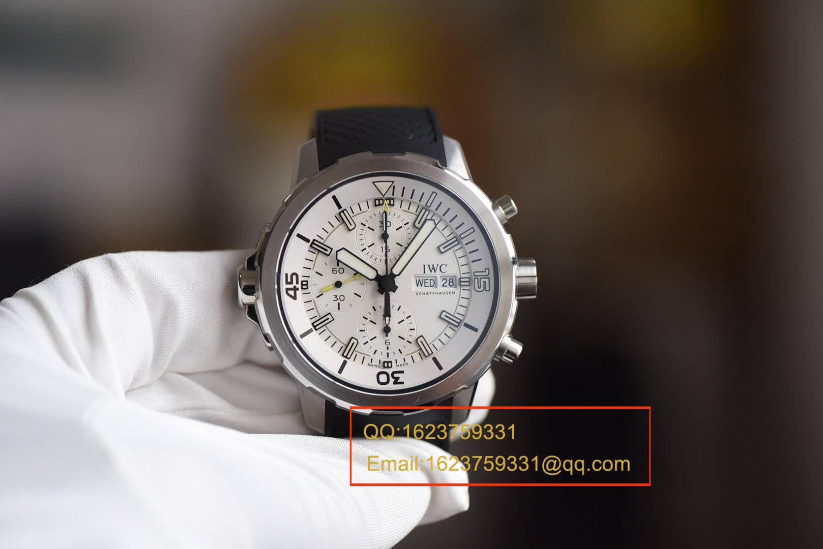 【HBBV6一比一超A高仿手表】万国海洋时计系列 IW376802 腕表 《胶带/钢带均可选》