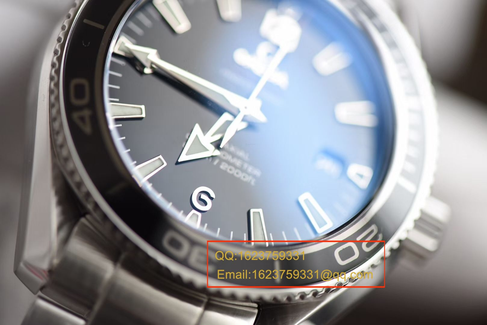 【N厂神器V5最强版本断货王】欧米茄PLANET OCEAN海马系列1948枚限量版手表 / M120