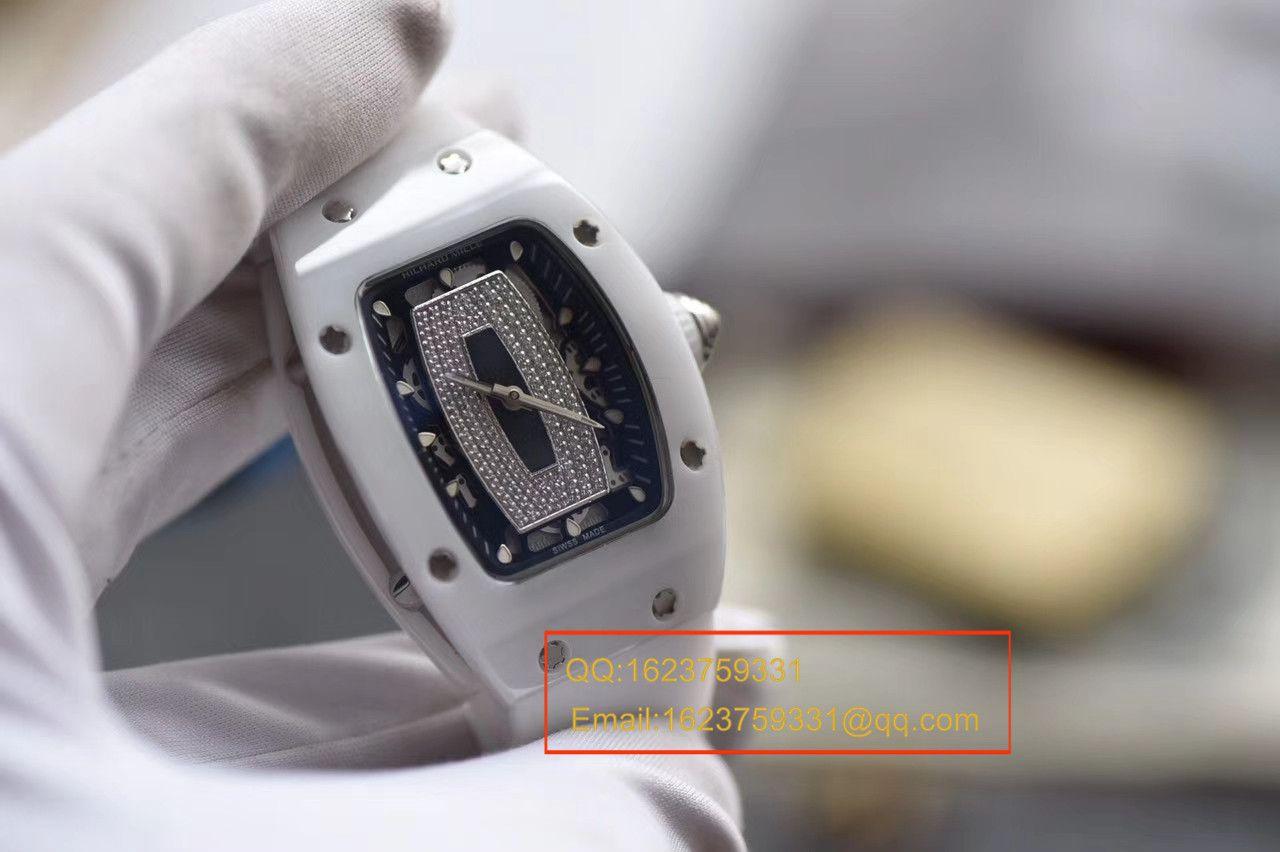 理查德.米勒 限量RM07-1女士机械腕表 / RM07-1