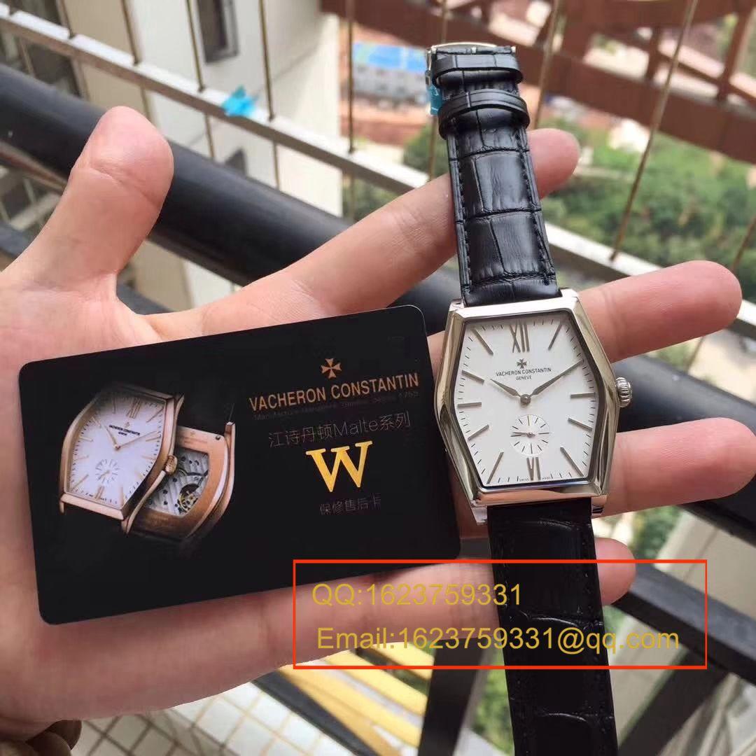 【W厂1:1复刻手表】江诗丹顿马耳他系列82230/000G-9962腕表 / JS156