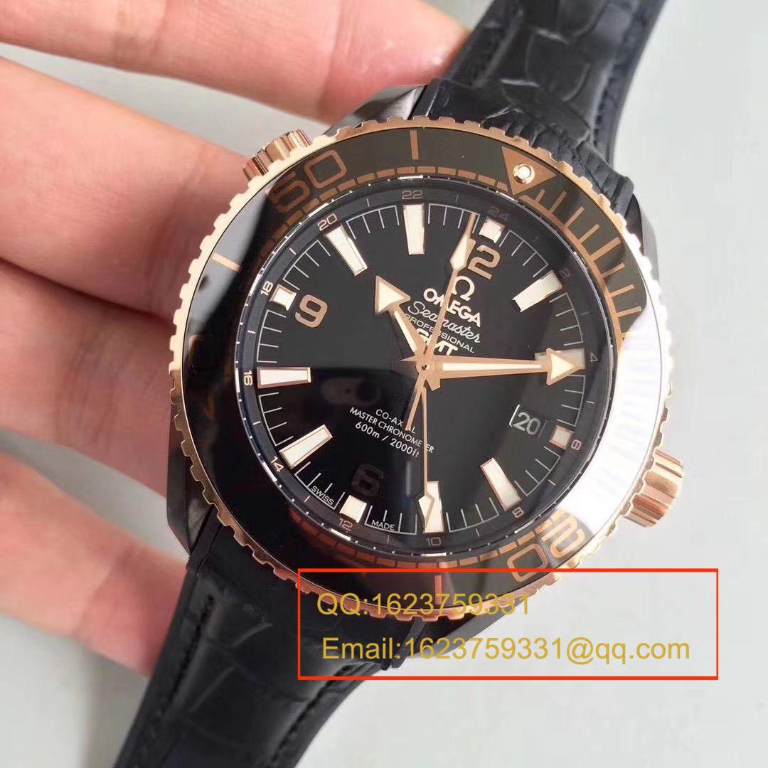 【JH1:1顶级复刻手表】欧米茄海马系列215.92.46.22.01.002男表 / M223
