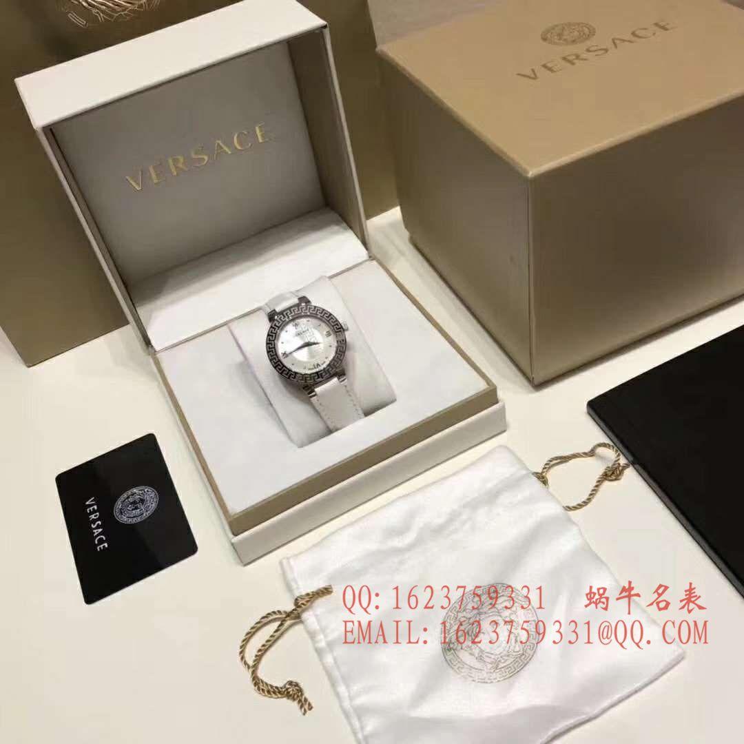 【原单正品】范思哲Versace Leda Black 女款系列 石英腕表