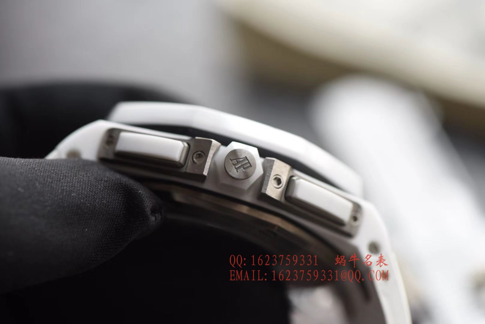 【独家视频评测JF厂1:1高仿手表】爱彼皇家橡树离岸型系列26402CB.OO.A010CA.01腕表