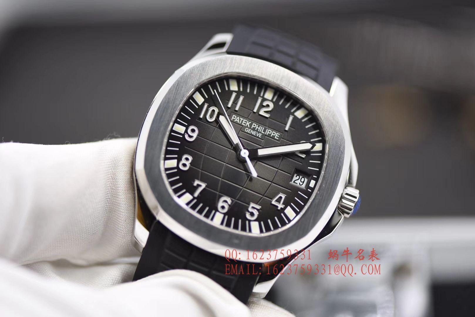 【BP1:1超A高仿手表】百达翡丽AQUANAUT系列5167A-001腕表《百达翡丽手雷》