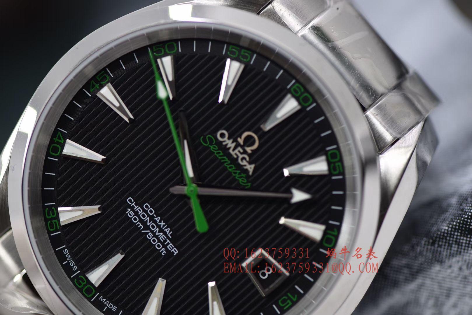 【KW一比一超A精仿手表】欧米茄海马系列231.10.42.21.01.004腕表