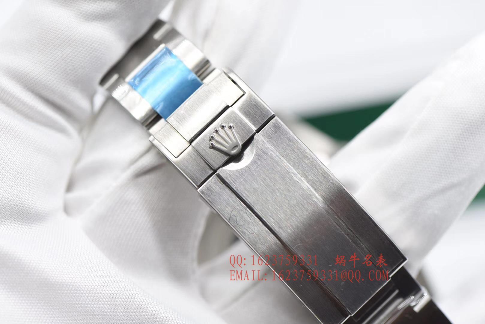 【AR一比一超A高仿手表】劳力士潜航者型系列116610LN-97200 黑盘腕表(黑水鬼) / R140