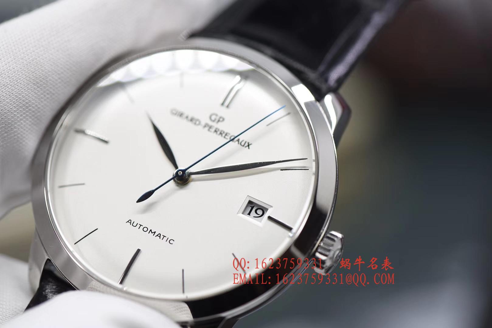 【FK一比一超A精仿手表】芝柏1966系列49525-52-131-BK6A腕表