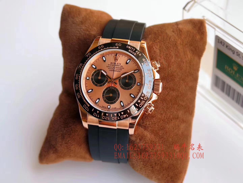 【AR一比一超A高仿手表】劳力士ROLEX宇宙计型迪通拿系列116518LN腕表 / R141