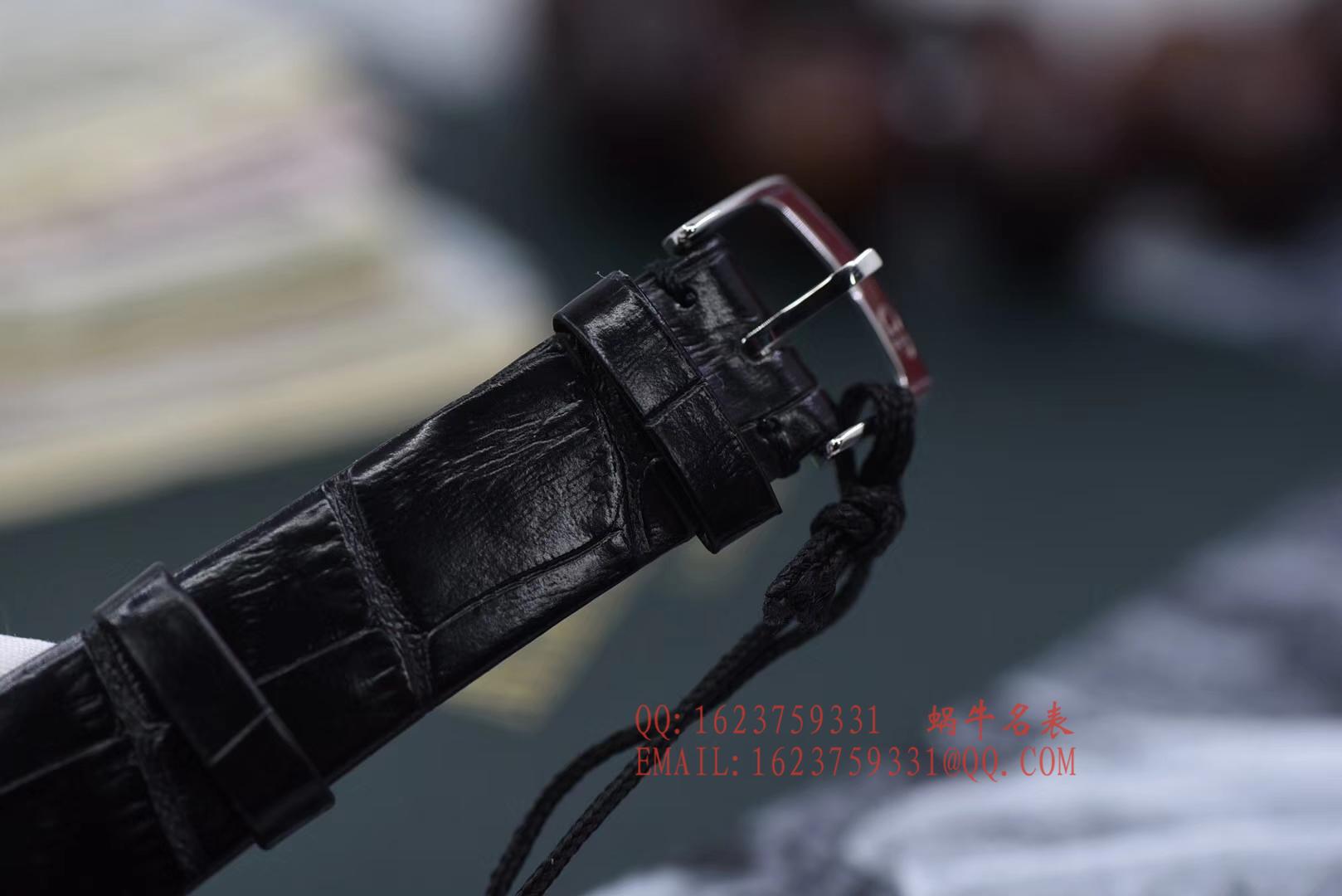 【FK1:1超A高仿手表】GP芝柏表1966系列49525-79-431-BK6A腕表 / M015