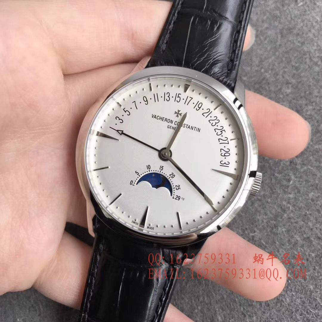 【GS顶级复刻手表】江诗丹顿传承系列4010U/000G-B330腕表 / JS154