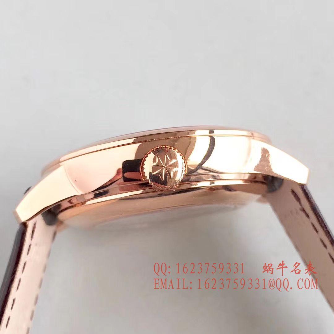 【GS一比一超A高仿手表】江诗丹顿传承系列4010U/000G-B330腕表