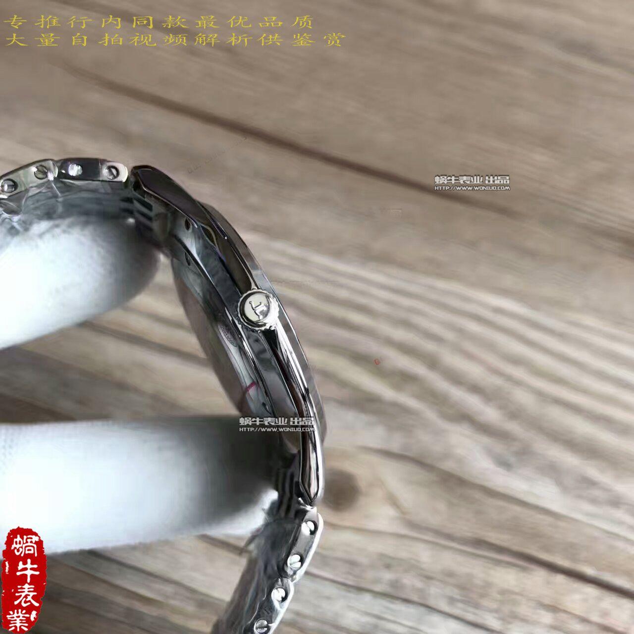 【台湾厂一比一复刻手表】积家超薄大师系列Q1338421腕表 / JJ097