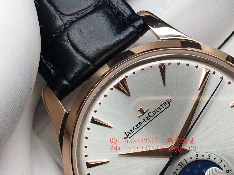 【VF厂顶级超A高仿手表】积家月相大师系列Q1362520腕表