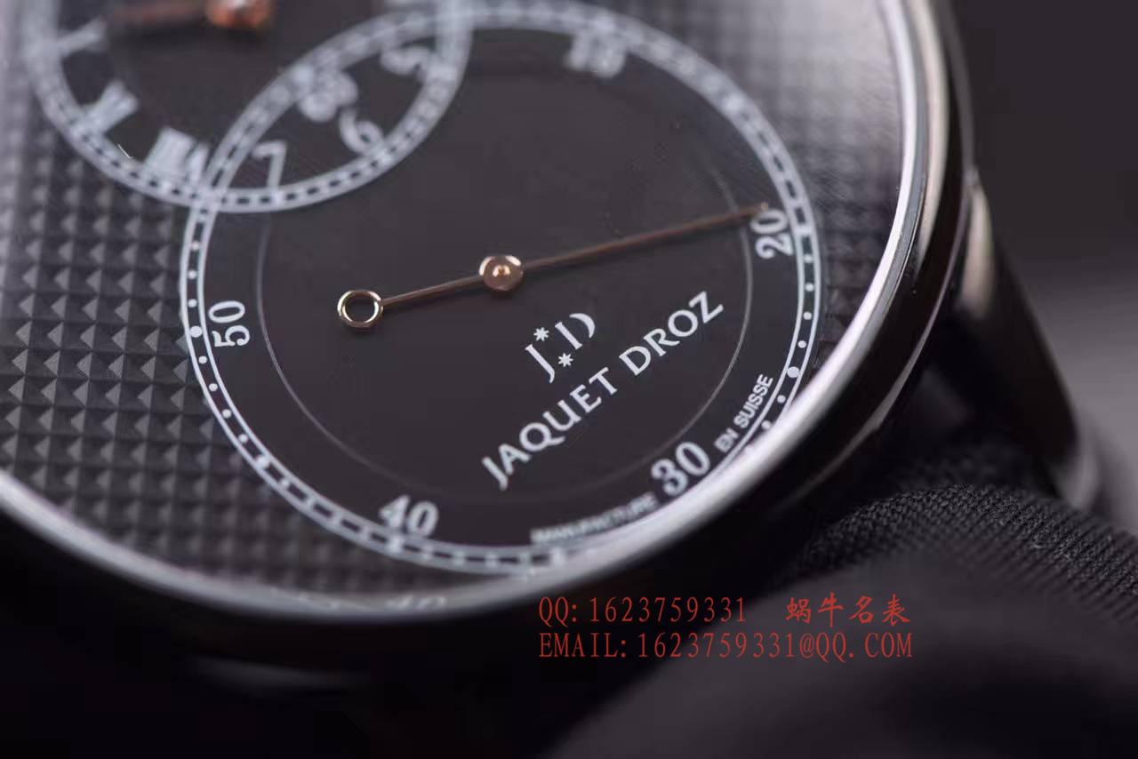 【KS厂顶级复刻手表】雅克德罗大秒针系列J003035540腕表 / YK09