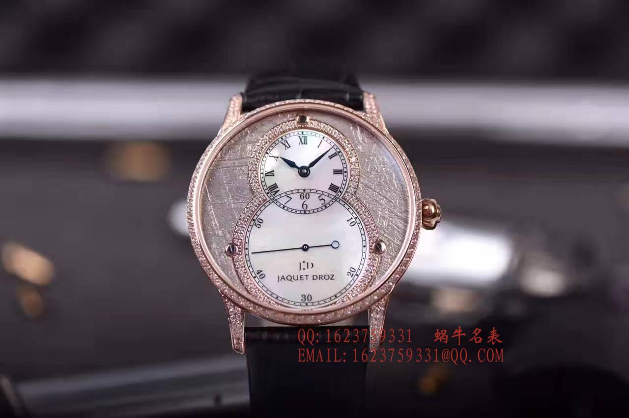 【KS厂顶级复刻手表】雅克德罗大秒针系列J003033341腕表 YK08 / YK08