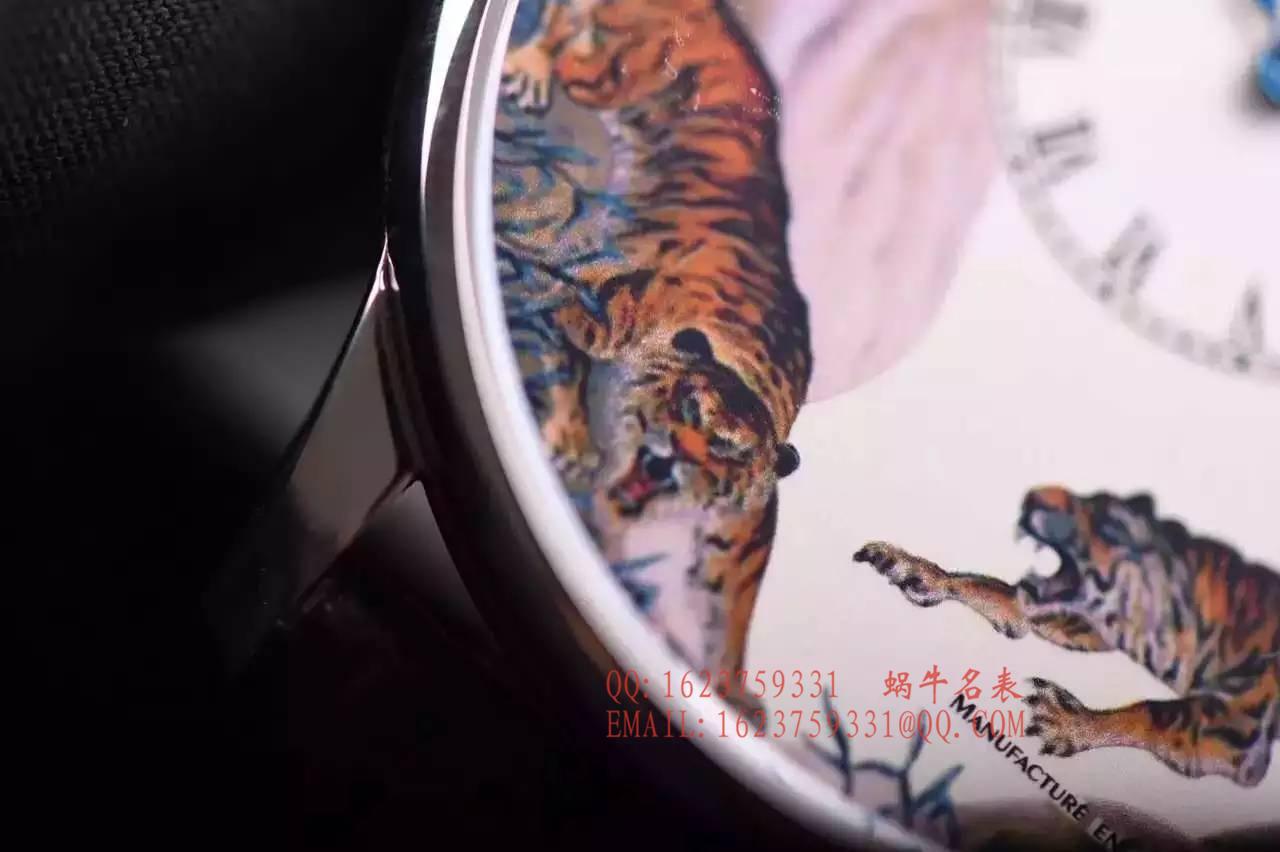 雅克德罗艺术工坊系列精品艺术大师级复刻腕表下山虎 / 雅克德罗YK02