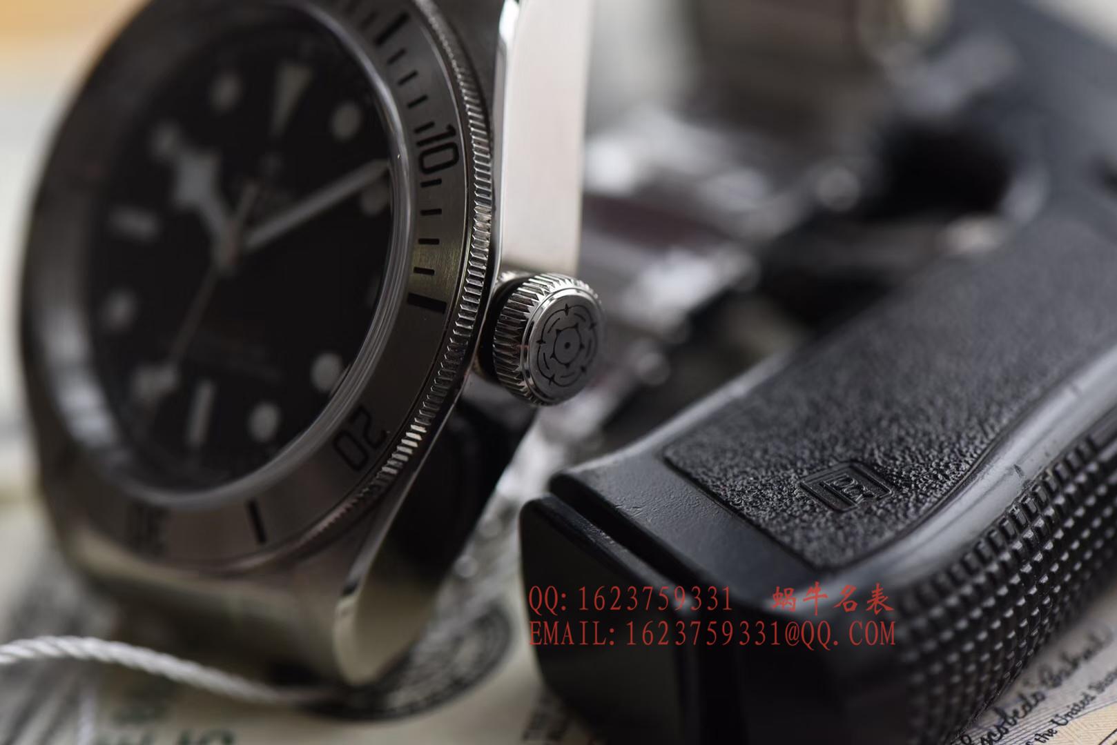 【ZF一比一超A高仿手表】帝舵TUDOR启承系列小钢花(小钢盾)79730腕表 / DT007