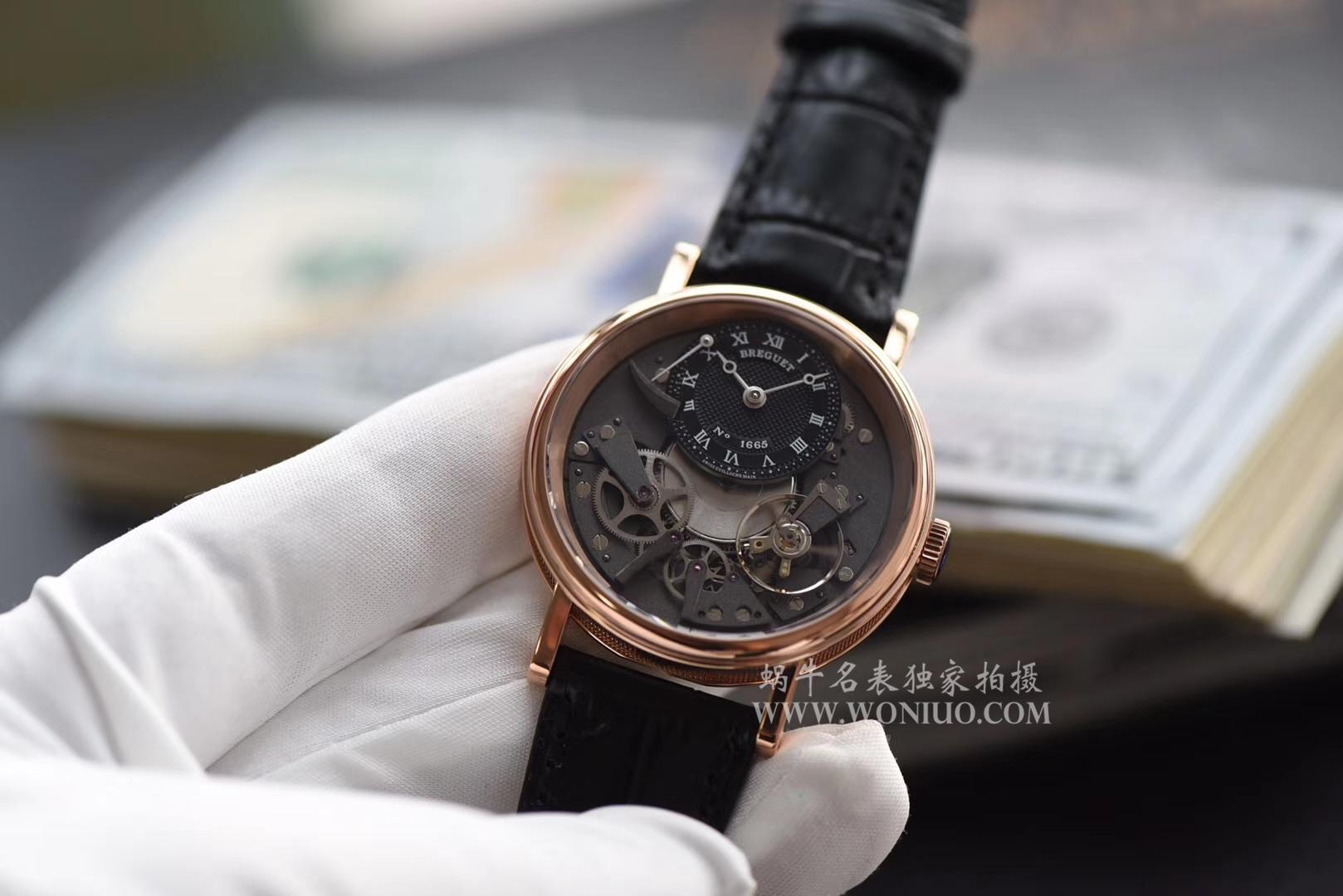 【SF一比一超A高精仿手表】宝玑传世系列7057BR/G9/9W6腕表