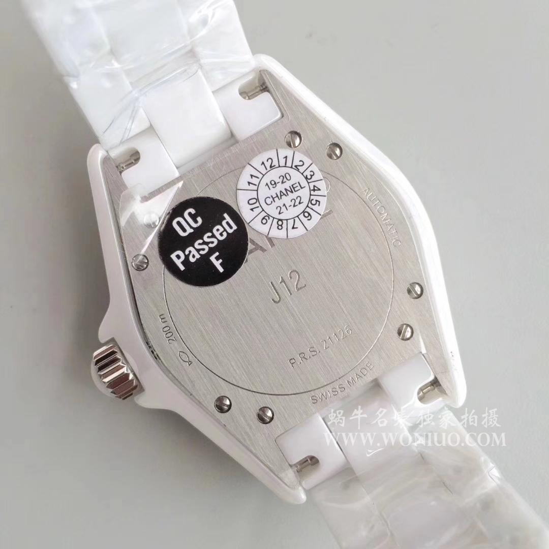 KOR出品 韩版 香奈儿 J12香奈儿INTENSE 重置加强版 男女腕表 / XB018