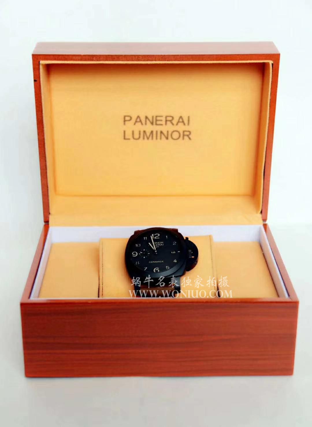 【视频评测VS厂一比一超A高仿手表】沛纳海LUMINOR 1950系列PAM00441男表 / VSBEPAM00441