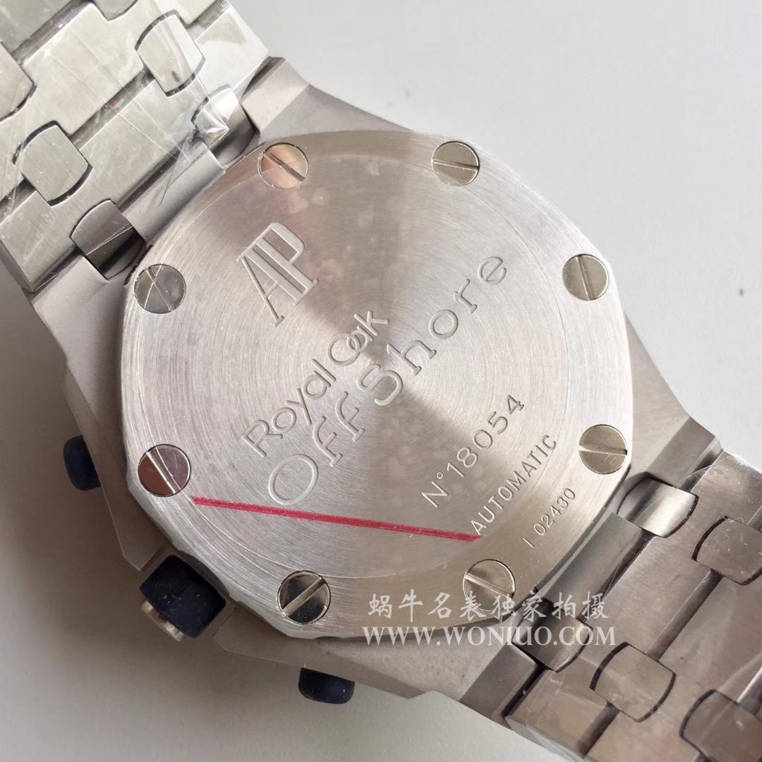 【JF厂1:1复刻高仿手表】爱彼皇家橡树离岸型系列26170ST.OO.D101CR.03腕表 / AP102