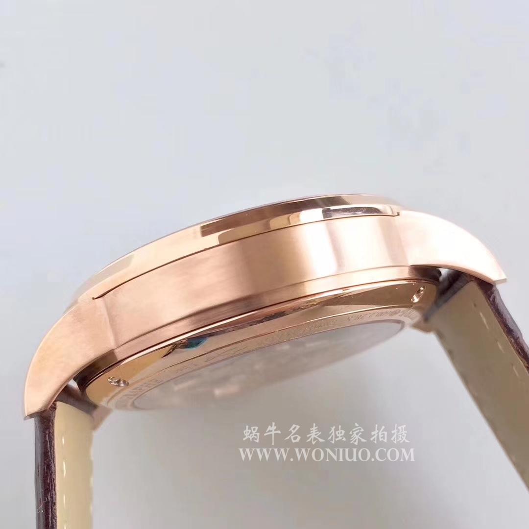【TF厂1:1超A精仿手表】积家大师系列自动陀飞轮Q1313520腕表