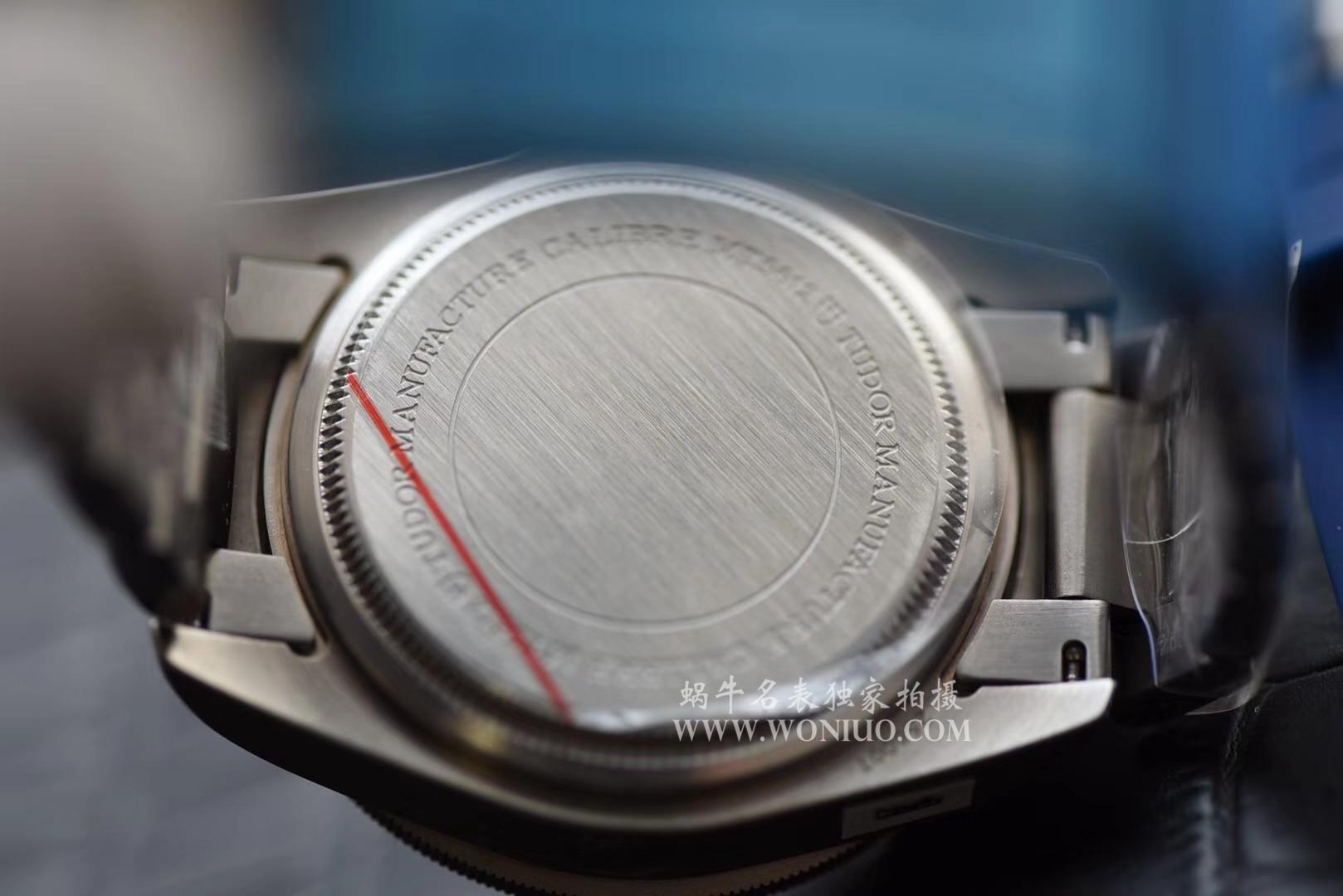 【独家视频测评】XF厂复刻手表帝舵PELAGOS 25600TB蓝钛土豆蓝战斧 / DTbb017A