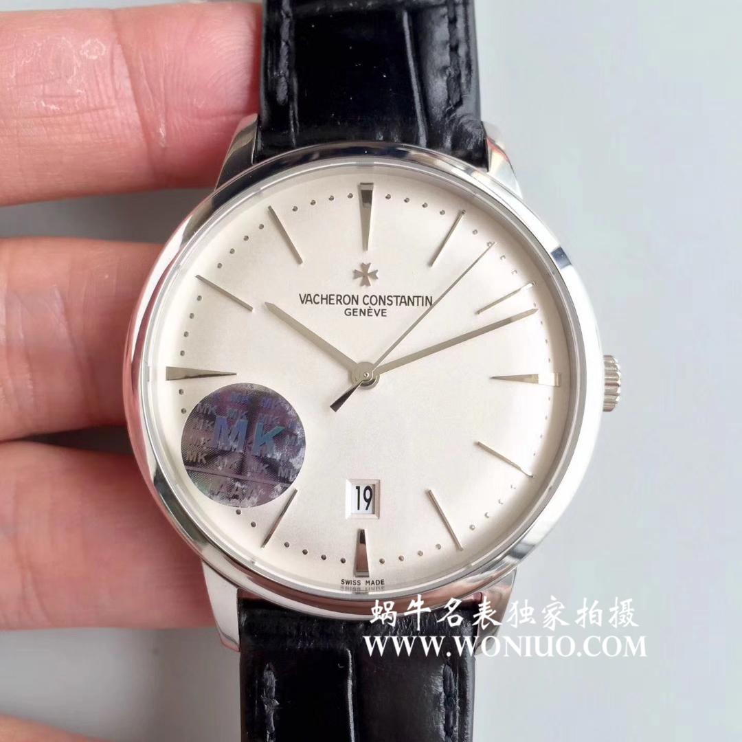 【MK一比一超A高仿手表】江诗丹顿传承系列85180/000G-9230腕表