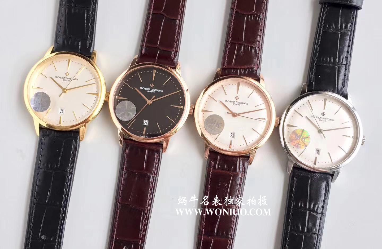 【MK一比一超A高仿手表】江诗丹顿传承系列85180/000J-9231腕表