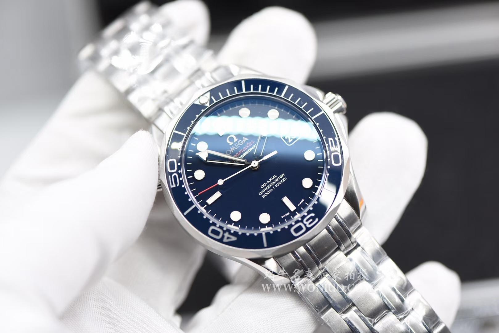 【MK厂一比一超A精仿手表】欧米茄海马系列海洋宇宙300米212.30.41.20.03.001腕表 / M282