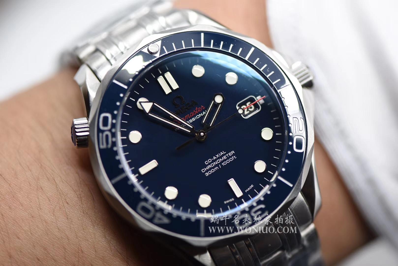【MK厂一比一超A精仿手表】欧米茄海马系列海洋宇宙300米212.30.41.20.03.001腕表
