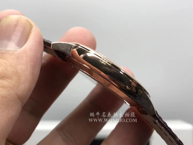 【MK一比一超A高仿手表】江诗丹顿传承系列85180/000R-9248腕表 / JS138