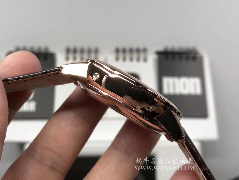 【GS一比一超A精仿手表】江诗丹顿传承系列4010U/000R-B329腕表 / JS155
