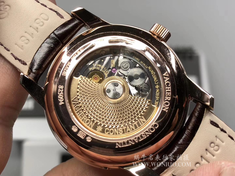 【GS顶级复刻手表】江诗丹顿传承系列4010U/000R-B329腕表 / JS155