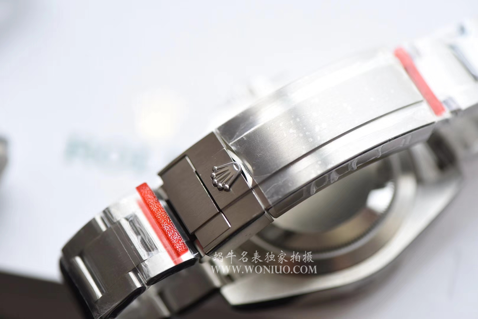 【N厂精品V7版】劳力士潜航者型系列114060-97200 黑盘腕表《无历黑水鬼》 / R031